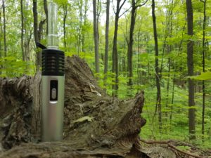 Arizer Air in Nature