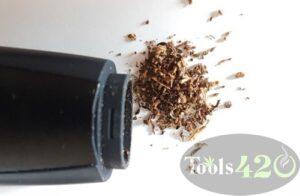 G Pen Elite Vaporizer Burned Dry Herb